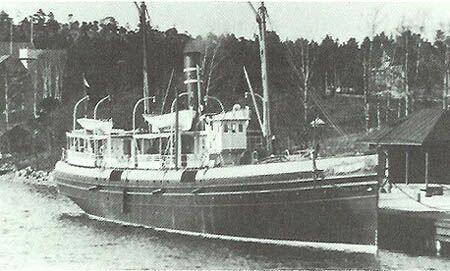 Laiva Turku Tukholma
