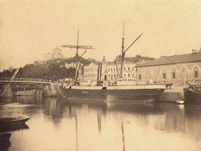 Turku Riika Laiva